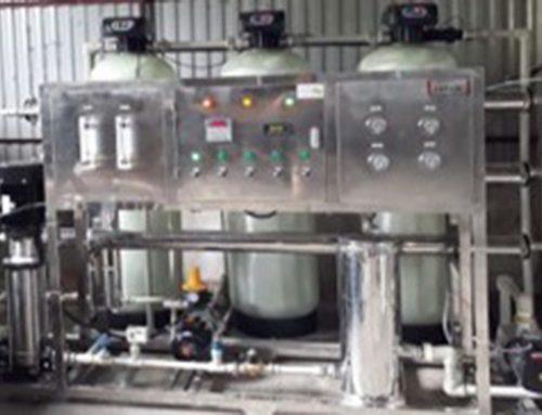 Hệ lọc RO 2500L/h cho nhà máy chế biến thực phẩm  Hùng Sơn-Hải Dương